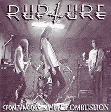 Rupture – Spontaneous Simian Combustion LP