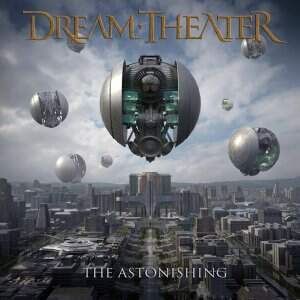 Dream Theater – The Astonishing CD