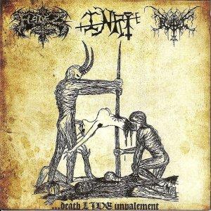 Hadez / Inri / Nahual – …Death Live Impalement CD