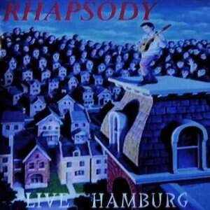 Rhapsody – Live Hamburg LP