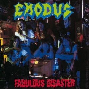 Exodus – Fabulous Disaster CD