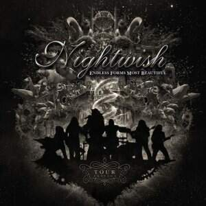 Nightwish – Endless Forms Most Beautiful (Tour Edition) CD
