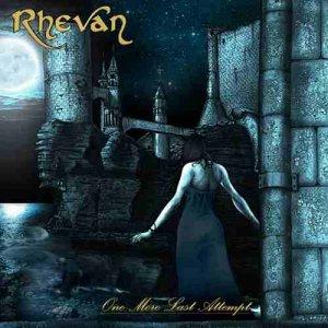Rhevan – One More Last Attempt CD