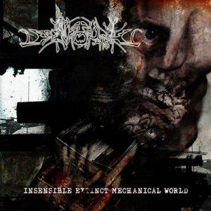 Depths of Depravity – Insensible Extinct Mechanical World CD