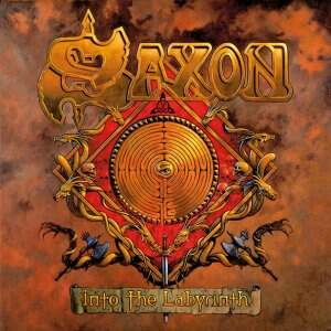 Saxon – Into the Labyrinth CD