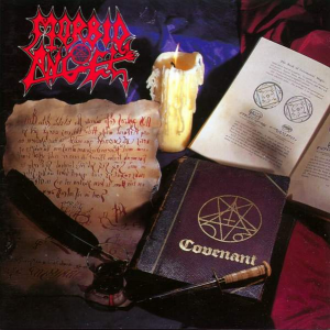 Morbid Angel – Covenant CD