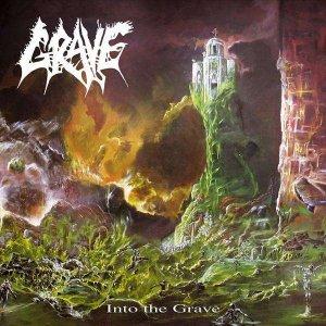 Grave – Into the Grave CD