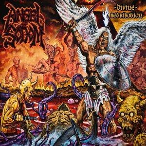Angel Of Sodom – Divine Retribution CD