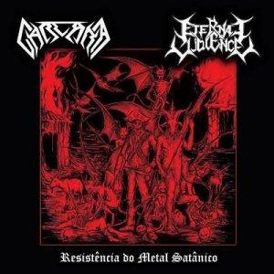 Carcará / Eternal Violence – Resistência do Metal Satânico CD