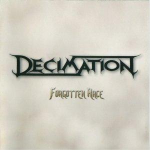 Decimation – Forgotten Race CD