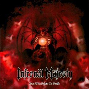 Infernäl Mäjesty – One Who Points To Death CD