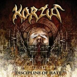 Korzus – Discipline Of Hate CD