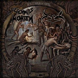Enygma / Vermis Mortem – Southern Evil CD
