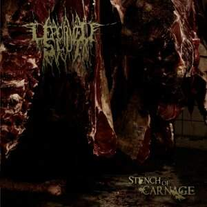 Deformed Slut – Stench Of Carnage CD