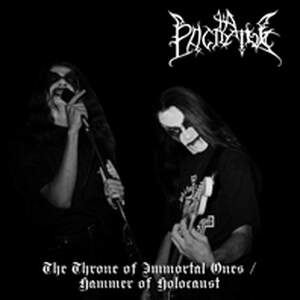 Na Rasputje – The Throne Of Immortal Ones / Hammer Of Holocaust CD
