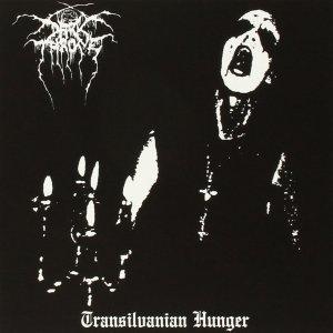 Darkthrone – Transilvanian Hunger CD