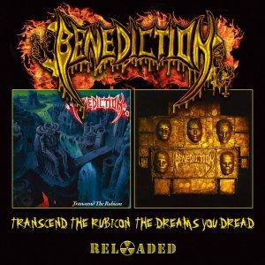 Benediction – Transcend the Rubicon / The Dreams You Dread CD