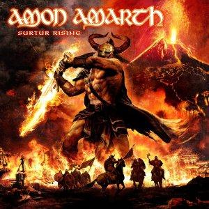 Amon Amarth – Surtur Rising CD