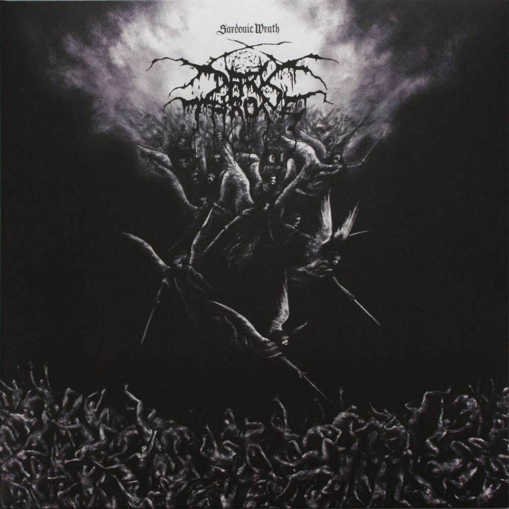 Metalized Distro Mexico. DARKTHRONE Sardonic Wrath CD