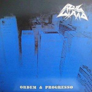Azul Limão – Ordem & Progresso CD