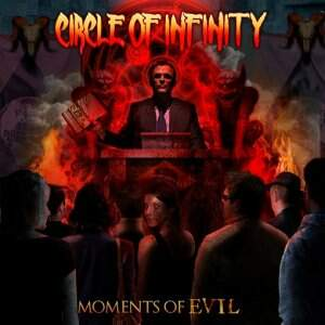 Circle Of Infinity – Moments Of Evil CD
