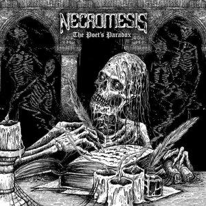 Necromesis – The Poet's Paradox CD