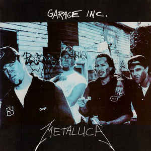 Metallica – Garage Inc. CD
