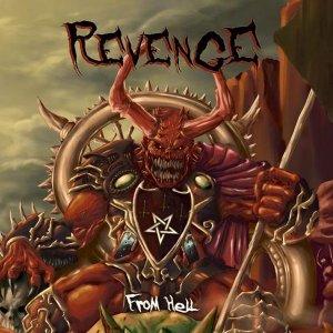 Revenge – From Hell CD