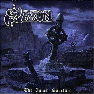 Saxon – The Inner Sanctum CD