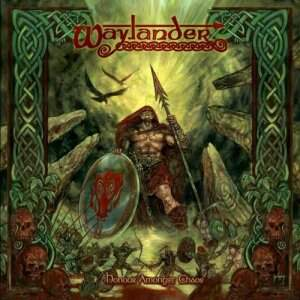 Waylander – Honour Amongst Chaos CD