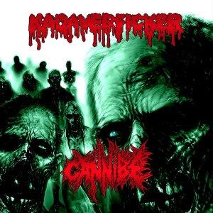 Cannibe / Kadaverficker CD