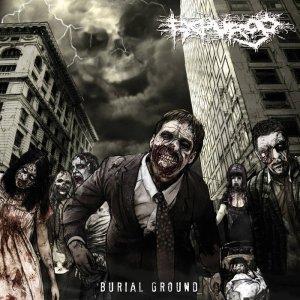 Expurgo – Burial Ground CD