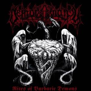 Demonomancy – Rites of Barbaric Demons CD