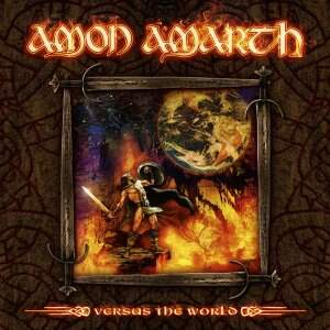 Amon Amarth – Versus The World (Nac.) CD