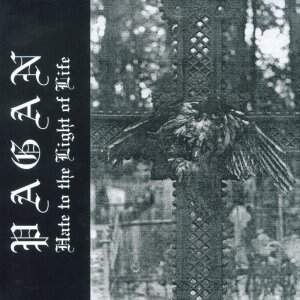 Pagan – Hate To The Light Of Life CD