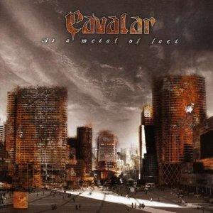 Cavalar – As a Metal of Fact CD