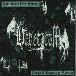 Hereticum – Catacumbas Hecce Hommo CD