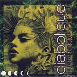 Diabolique – The Green Goddess CD