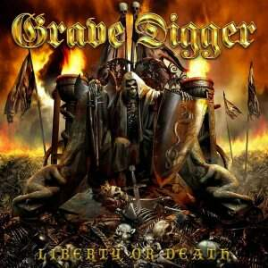Grave Digger – Liberty or Death CD