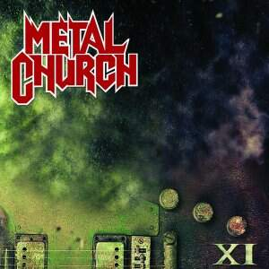 Metal Church – XI CD