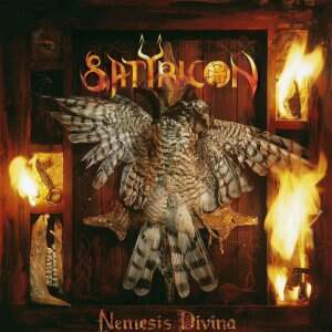 Satyricon – Nemesis Divina CD