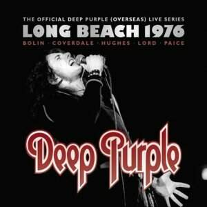 Deep Purple – Live In Long Beach 1976 CD