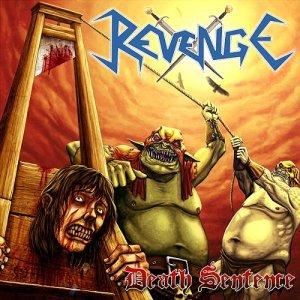 Revenge – Death Sentence CD