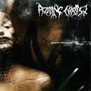 Rotting Christ – Sanctus Diavolos CD