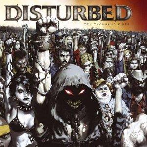 Disturbed – Ten Thousand Fists CD