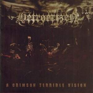 Hetroertzen – A Crimson Terrible Vision CD