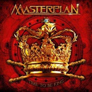 Masterplan – Time To Be King CD