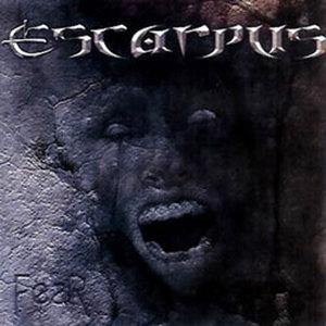 Escarpus – Fear CD