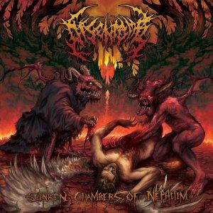 Disentomb – Sunken Chambers Of Nephilim CD