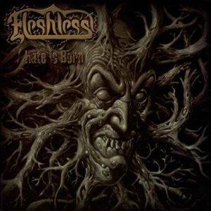 Fleshless – Hate Is Born CD